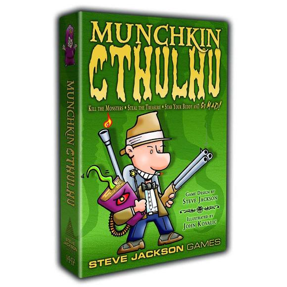 Munchkin Cthulhu Kutu Oyunu