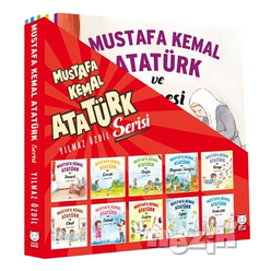 Mustafa Kemal Atatürk Serisi (10 Kitap Takım) - Thumbnail