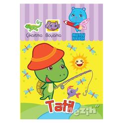 Mutlu Ayıcık Tatil - Thumbnail