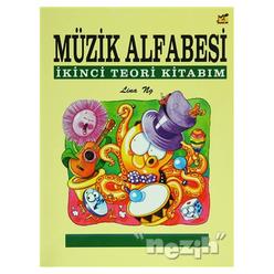 Müzik Alfabesi İkinci Teori Kitabım - Thumbnail