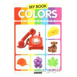 My Book Colors - Thumbnail