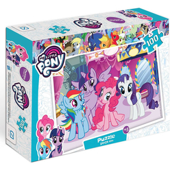 My Little Pony 100 Parça Puzzle 5010 - Thumbnail