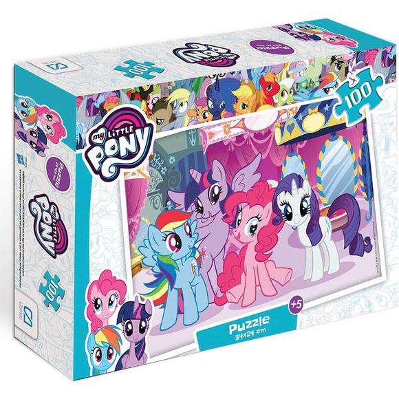 My Little Pony 100 Parça Puzzle 5010