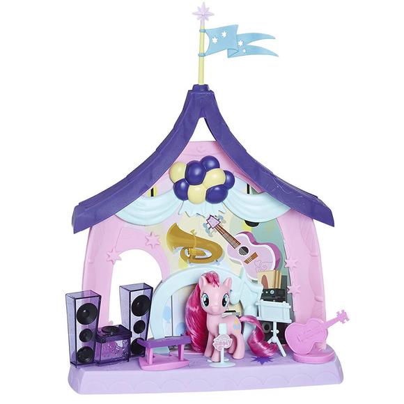 My Little Pony Beats And Treats Magical Classroom E1929