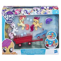 My Little Pony Cruising Cutie Mark Crusaders E1927 - Thumbnail