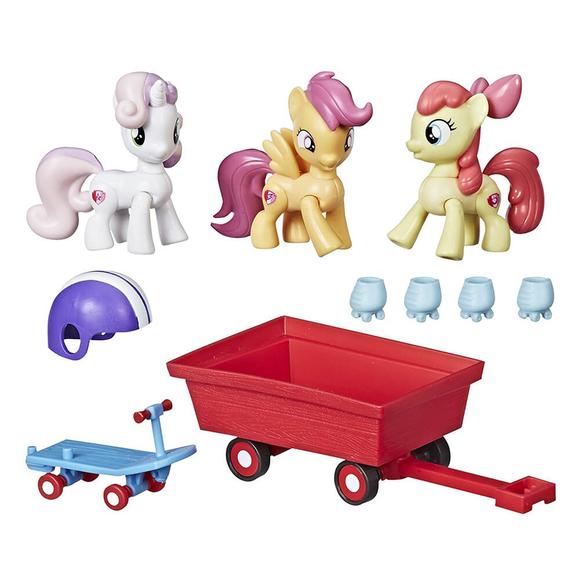 My Little Pony Cruising Cutie Mark Crusaders E1927