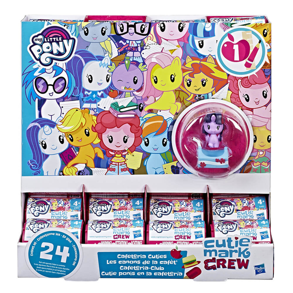 My Little Pony Cutie Mark Crew Sürpriz Paket E1977