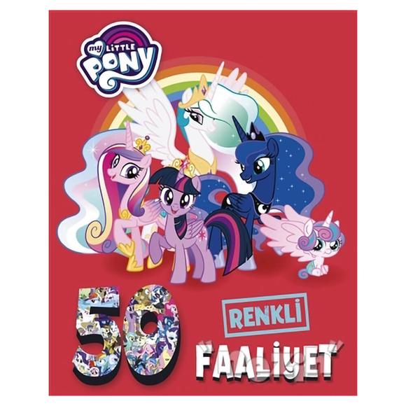 My Little Pony - Renkli Faaliyet