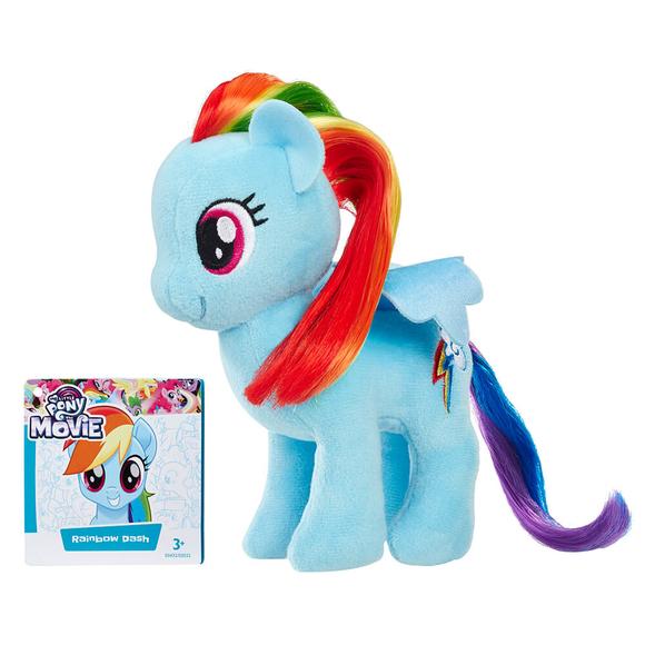 My Little Pony Renkli Saçlı Küçük Peluş E0032