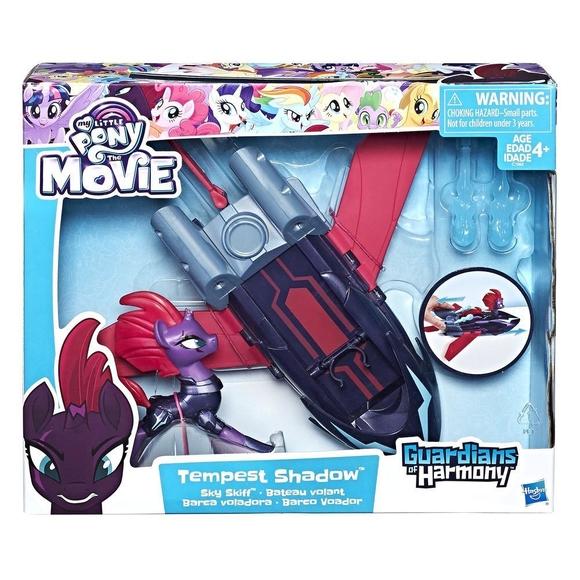 My Little Pony Tempest Shadow'un Aracı C1060