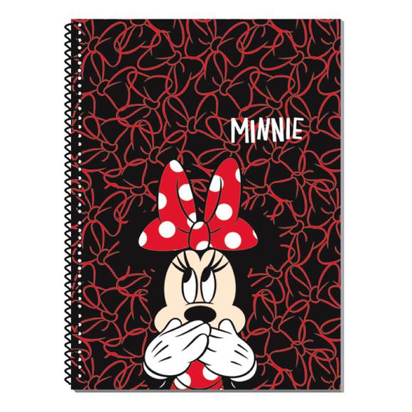 Mynote Minnie Mouse A4 Kareli Defter 80 Yaprak MINNIE6122-K