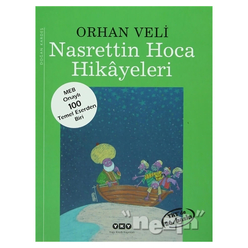 Nasrettin Hoca Hikayeleri (Ciltli) - Thumbnail