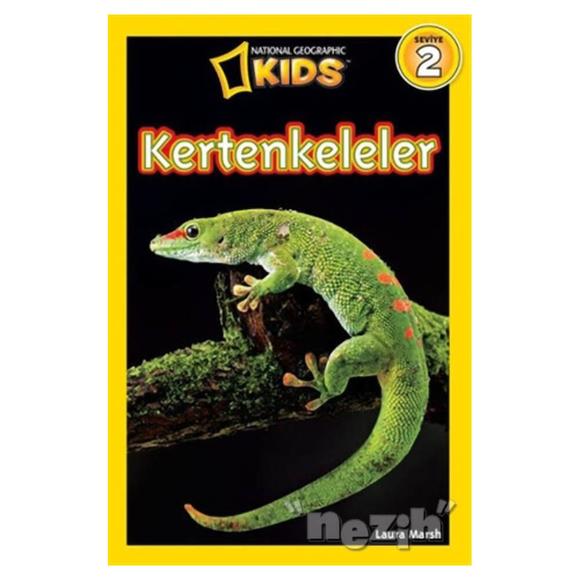 National Geographic Kids Kertenkeleler