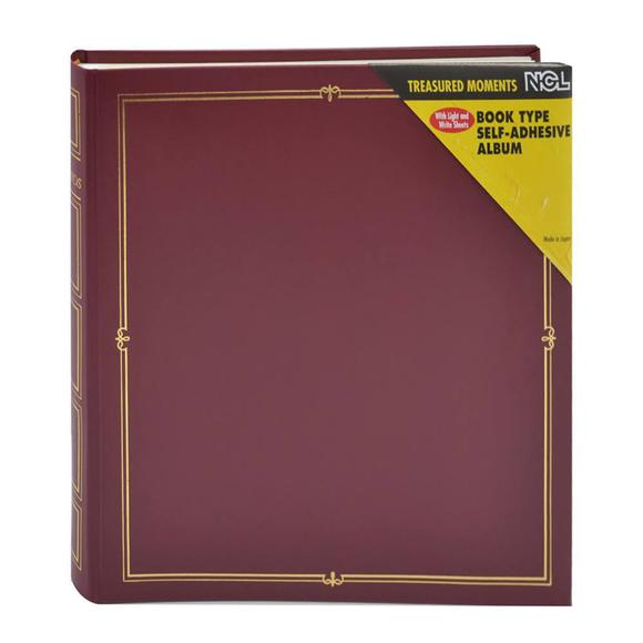 NCL Yapışkanlı Resim Albümü 100 Sayfa 10x15 cm ALB1050