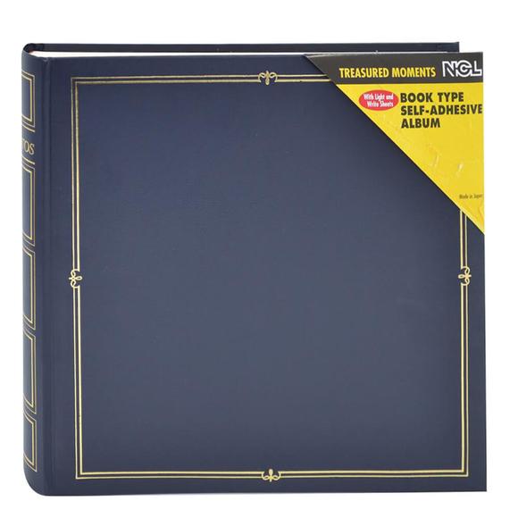 NCL Yapışkanlı Resim Albümü 80 Sayfa 10x15 cm ALB1040