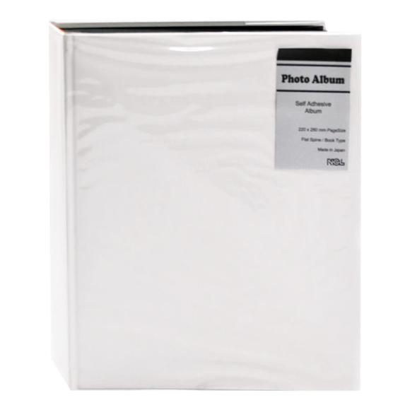NCL Yapışkanlı Resim Albümü Beyaz 40 Sayfa