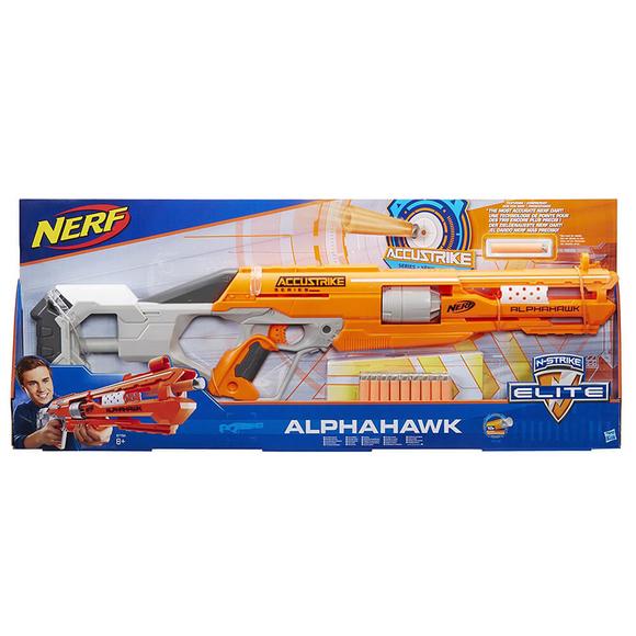 Nerf Accustrike Alphahawk B7784