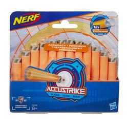 Nerf Accustrike Dart Yedek Paket 12'li C0162 - Thumbnail
