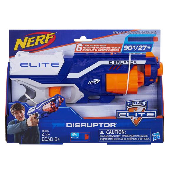 Nerf Disruptor B9837