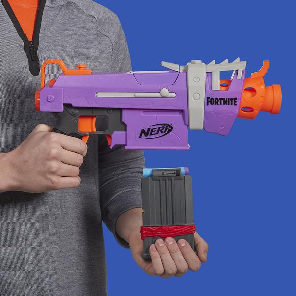 Nerf Fortnite Smg-E E8977