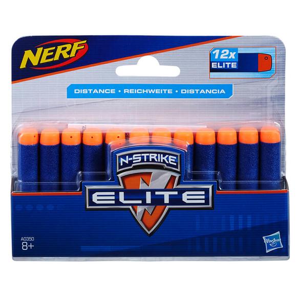 Nerf N-Strike Elite 12'Li Yedek Paket A0350
