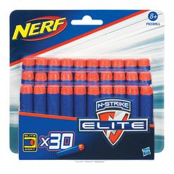 Nerf N-Strike Elite 30'Lu Yedek Paket A0351 - Thumbnail