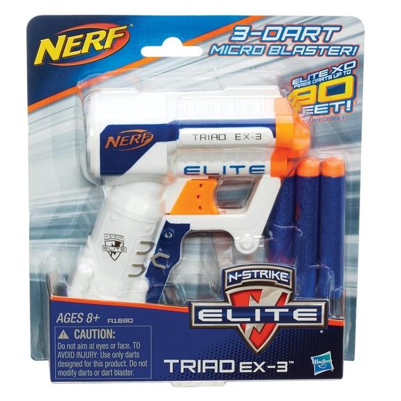 Nerf N-Strike Elite Triad EX-3 A1690