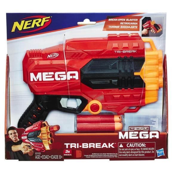 Nerf N Strike Mega Tri Break E0103