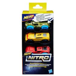 Nerf Nitro Araba 3'lü Yedek Paket C0774 - Thumbnail