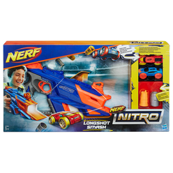 Nerf Nitro Longshot Smash C0784 - Thumbnail