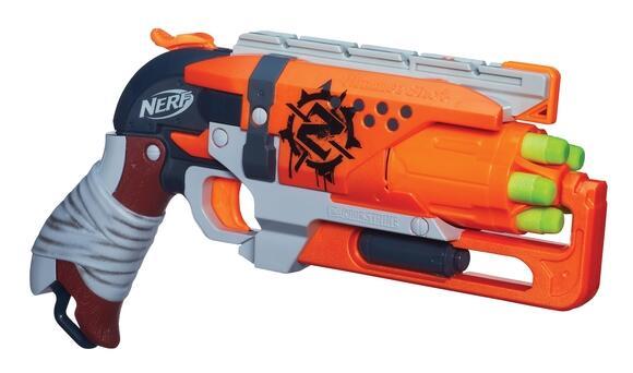 Nerf Zombie Strike Hammershot A4325