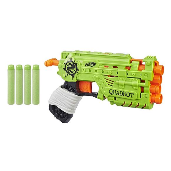 Nerf Zombie Strike Quadrot E2673