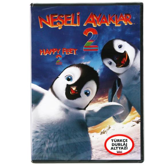 Neşeli Ayaklar 2 - DVD
