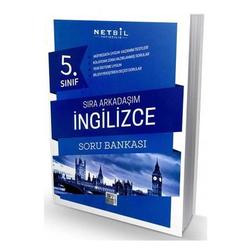 Netbil 5. Sınıf İngilizce Sıra Arkadaşım Soru Bankası - Thumbnail