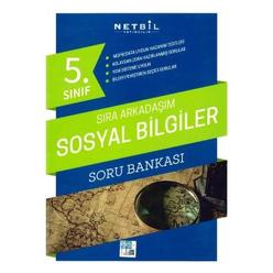 Netbil 5. Sınıf Sosyal Bilgiler Sıra Arkadaşım Soru Bankası - Thumbnail