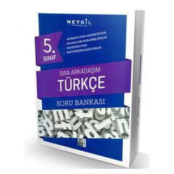 Netbil 5. Sınıf Türkçe Sıra Arkadaşım Soru Bankası - Thumbnail
