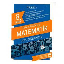 Netbil 6. Sınıf Matematik Sıra Arkadaşım Net Öğrenme - Thumbnail