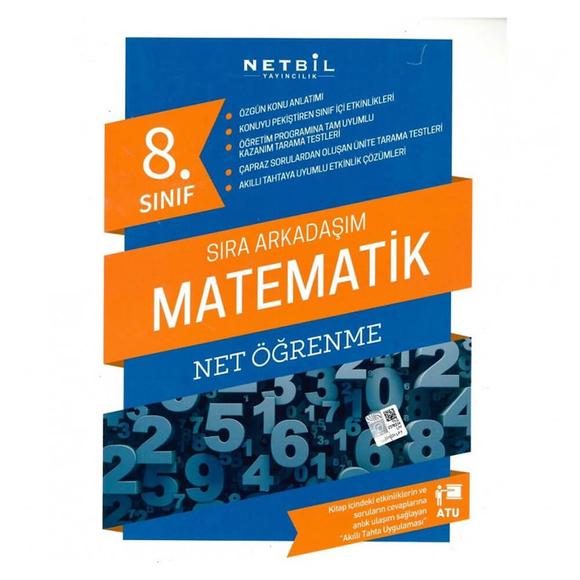 Netbil 6. Sınıf Matematik Sıra Arkadaşım Net Öğrenme