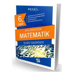 Netbil 6. Sınıf Matematik Sıra Arkadaşım Soru Bankası - Thumbnail