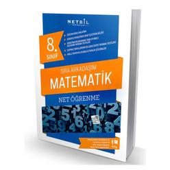 Netbil 8. Sınıf Matematik Sıra Arkadaşım Net Öğrenme - Thumbnail
