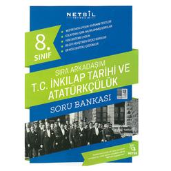 Netbil 8. Sınıf Tc Inkılap Tarihi ve Atatürkçülük Sıra Arkadaşım Soru Bankası - Thumbnail