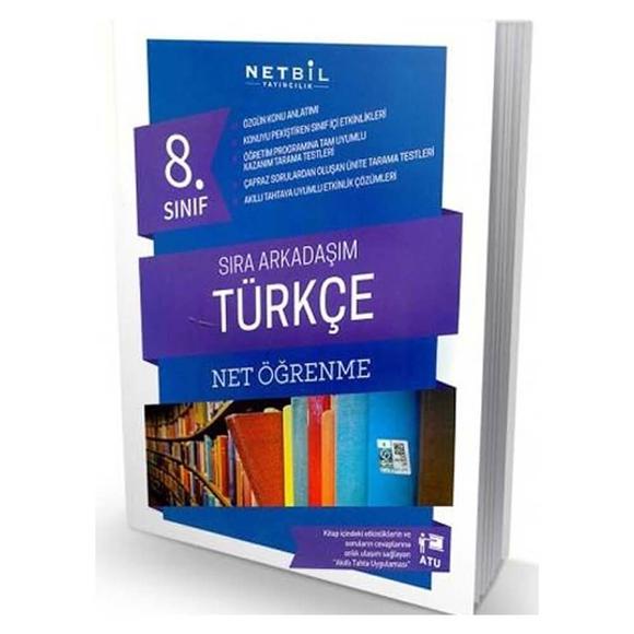 Netbil 8. Sınıf Türkçe Sıra Arkadaşım Net Öğrenme