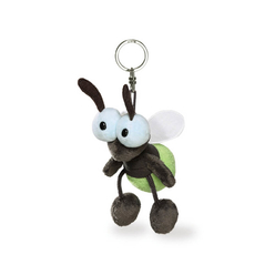 Nici Bean BagPeluş Anahtarlık Ateşböceği 10 cm - Thumbnail