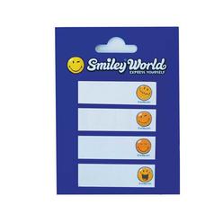 Notix Ayraç Smiley 25 Yaprak 4x15x50 mm - Thumbnail