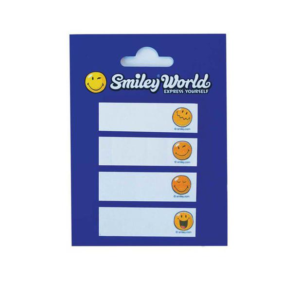 Notix Ayraç Smiley 25 Yaprak 4x15x50 mm