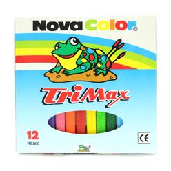 Nova Color Trimax 12 Renk Pastel NC-2117 - Thumbnail