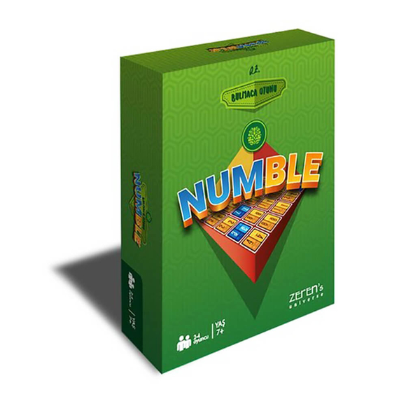 Numble 12708