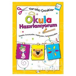 Okula Hazırlanıyorum 6 Yaş - Yaratıcı Çocuklar - Thumbnail