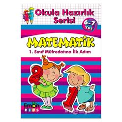 Okula Hazırlık Serisi 6-7 Yaş Matematik - Thumbnail