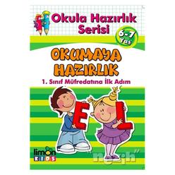 Okula Hazırlık Serisi 6-7 Yaş Okumaya Hazırlık - Thumbnail